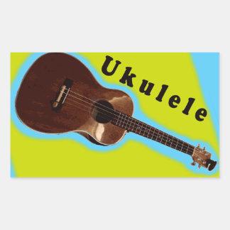 Etiqueta 3 do Ukulele: Indique seu amor do uku