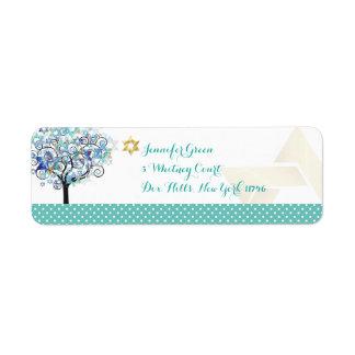Etiqueta Árvore de PixDezines de vida/Mitzvah