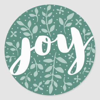 Etiqueta astuta do feriado da alegria