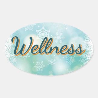 """Etiqueta """"bem-estar"""" para sua boa saúde"""