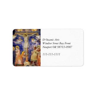 Etiqueta Cena medieval da Sexta-feira Santa