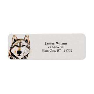 Etiqueta Cinza do lobo