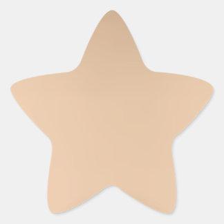 Etiqueta cor-de-rosa orgulhosa da estrela do ouro