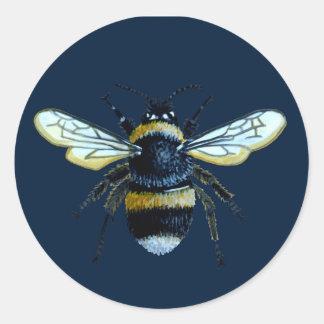 Etiqueta da abelha