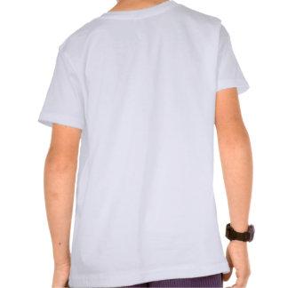 Etiqueta da caixa do vintage dos feijões-de-lima t-shirt