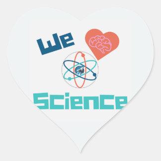 Etiqueta da ciência do amor