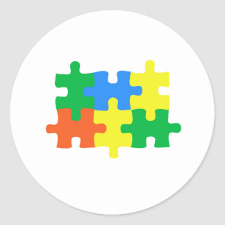 Etiqueta da consciência do autismo