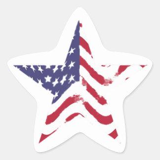 Etiqueta da estrela