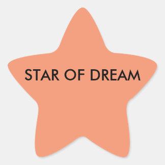 etiqueta da estrela adesito estrela