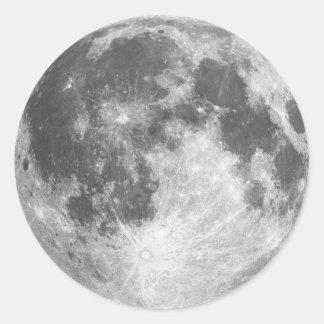 Etiqueta da Lua cheia