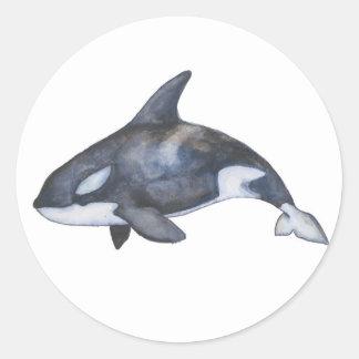 Etiqueta da ORCA