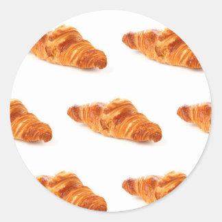 Etiqueta da pastelaria francesa, Croissant da