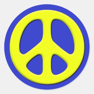 Etiqueta da paz