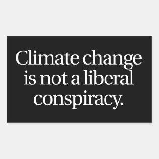 Etiqueta das alterações climáticas