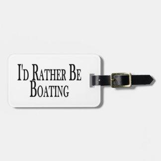 Etiqueta De Bagagem A preferencialmente seja barco