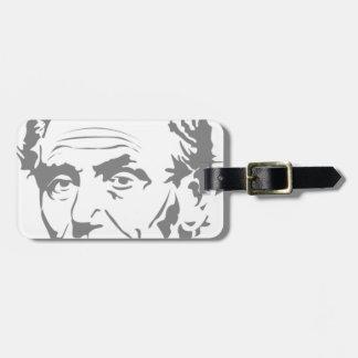 Etiqueta De Bagagem Abraham Lincoln