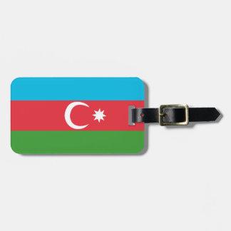 Etiqueta De Bagagem Azerbaijao