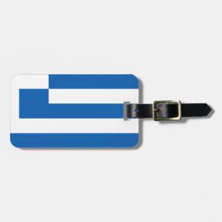 Etiqueta De Bagagem Baixo custo! Bandeira da piscina