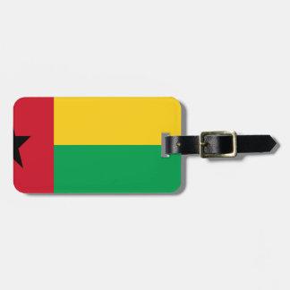 Etiqueta De Bagagem Baixo custo! Bandeira de Guiné-Bissau
