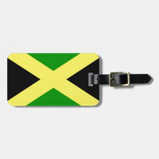 Etiqueta De Bagagem Baixo custo! Bandeira de Jamaica