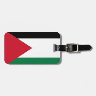 Etiqueta De Bagagem Baixo custo! Bandeira de Jordão