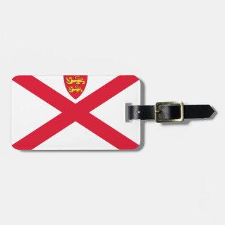 Etiqueta De Bagagem Baixo custo! Bandeira do jérsei
