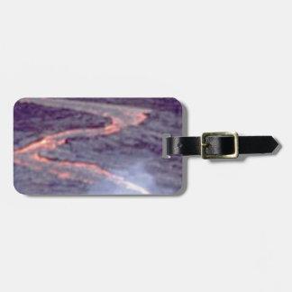 Etiqueta De Bagagem batedeira do rio da lava