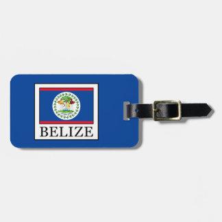 Etiqueta De Bagagem Belize
