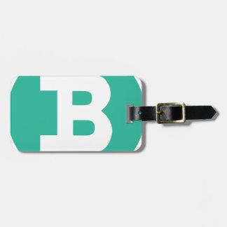 Etiqueta De Bagagem Bitcoin