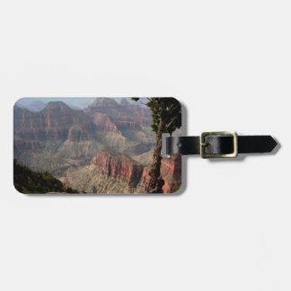Etiqueta De Bagagem Borda norte do Grand Canyon, arizona, EUA 6