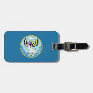 Etiqueta De Bagagem Brasão de Altai