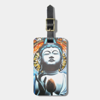 Etiqueta De Bagagem Buddha