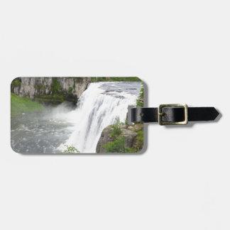 Etiqueta De Bagagem Cachoeiras