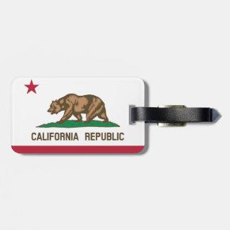 Etiqueta De Bagagem Califórnia