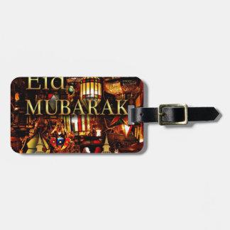 Etiqueta De Bagagem cartão 3 de ramadan