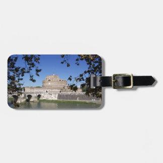 Etiqueta De Bagagem Castel Sant Angelo