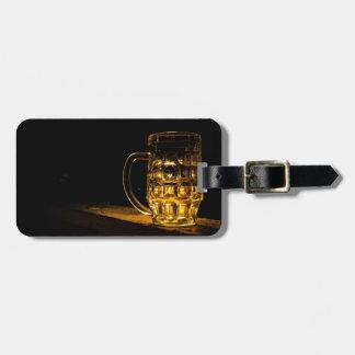Etiqueta De Bagagem cerveja