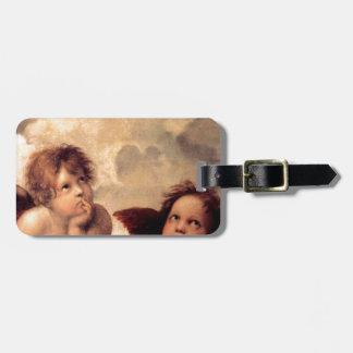 Etiqueta De Bagagem Cherubim - Raphael