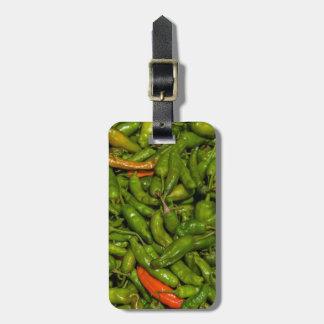 Etiqueta De Bagagem Chilis para a venda no mercado