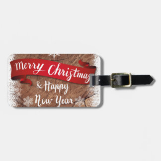 Etiqueta De Bagagem christmas-1869342