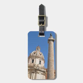 Etiqueta De Bagagem Cidade antiga de Roma, Italia