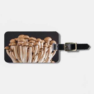 Etiqueta De Bagagem cogumelo