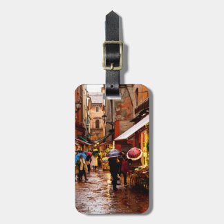Etiqueta De Bagagem Comprar na chuva