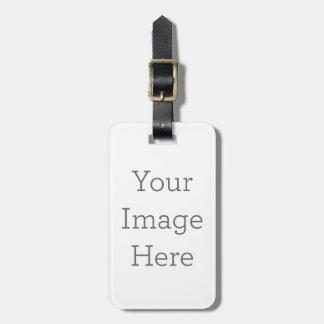Etiqueta De Bagagem Criar seu próprio Tag da bagagem