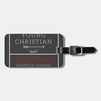Etiqueta De Bagagem Cristão novo - nível 1