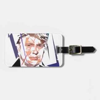 Etiqueta De Bagagem Donald Trump