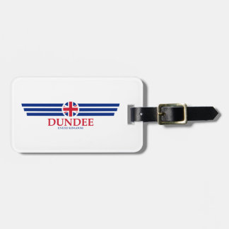 Etiqueta De Bagagem Dundee