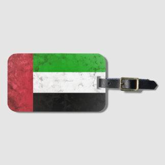 Etiqueta De Bagagem Emirados do A