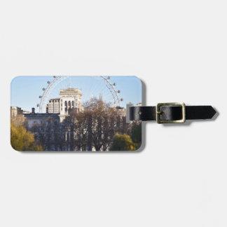 Etiqueta De Bagagem Eu amo Londres!