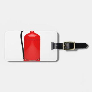 Etiqueta De Bagagem Extintor
